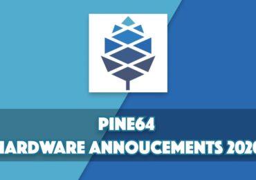 Pine64 công bố: Ra mắt thiết bị Raspberry Pi Alternative với bo mạch HardROCK64