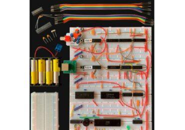 SmartyKit giúp chế tạo Apple I của huyền thoại Steve Jobs