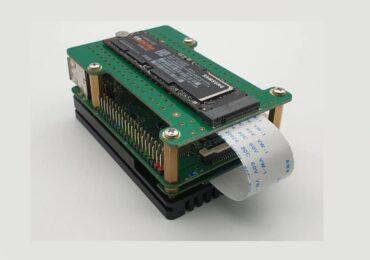 Rock Pi 4 với M.2 Extender: Tăng cường hiệu suất CPU ARM + NVMe Drive