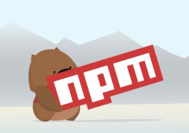 Npm: Cập nhật JavaScript khắc phục lỗi nhị phân
