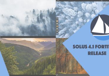 Solus 4.1: Sắp ra mắt với phiên bản Plasma mới