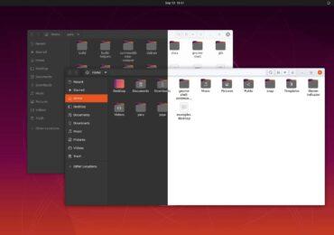 Ubuntu 20.04 LTS: Bổ sung theme mặc định mới