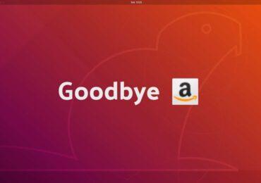 Ubuntu 20.04 LTS ra mắt: Chính thức loại bỏ Amazon Web App