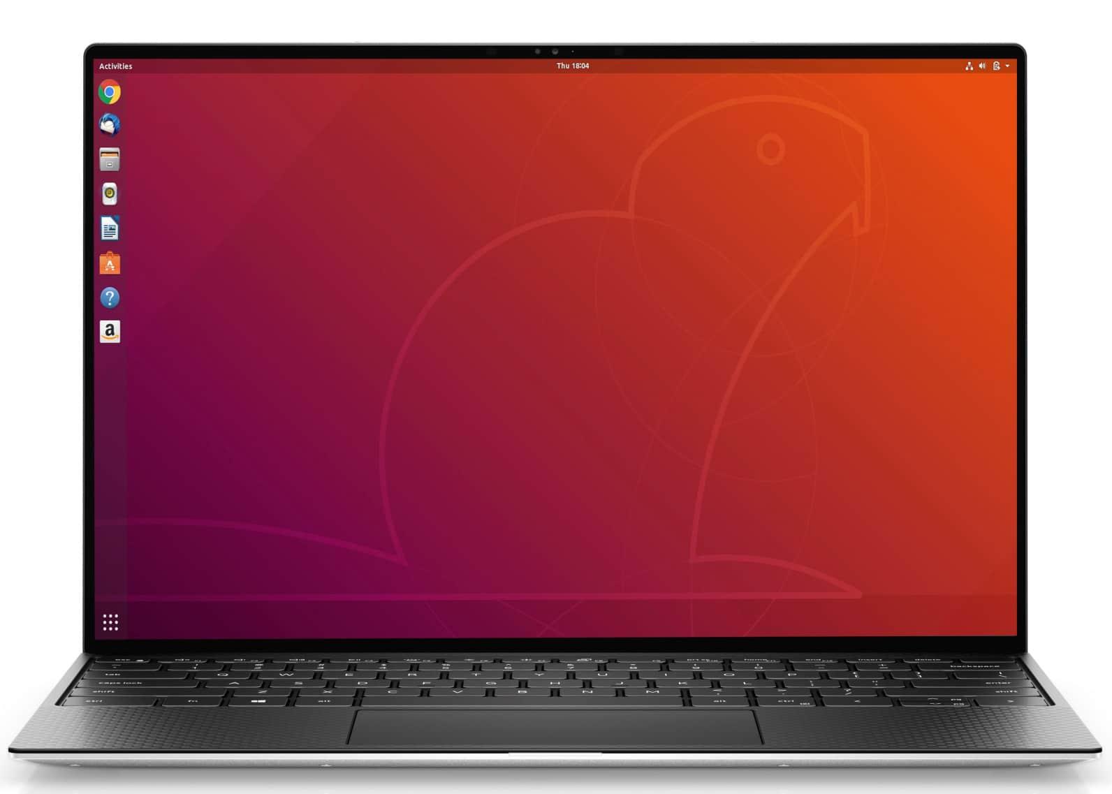 Máy tính xách tay không cảm ứng Dell XPS 13 9300